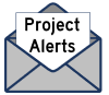 Sign up to receive project alerts