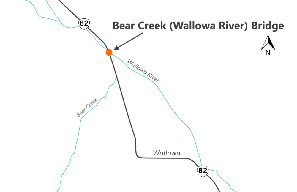 Map of project location.