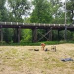 Archaeological Fieldwork in Linn County